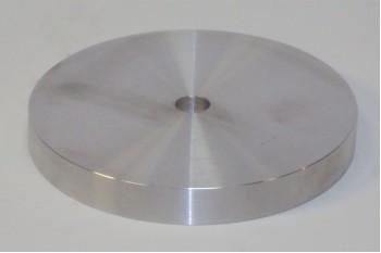 Диск Ø125 (под приклейку абразивных дисков)